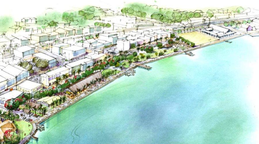 Port-Vila-waterfront-beautification-project